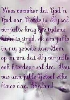 Sympathy Card Sayings, Condolence Messages, Special Words, Special Quotes, Uplifting Christian Quotes, Cute Friendship Quotes, Weekday Quotes, Afrikaanse Quotes, Inspirational Qoutes