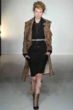 Vivienne Westwood Red Label, Fall/Winter 2012-2013.