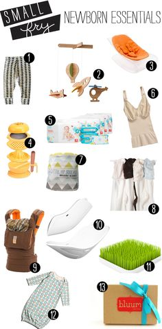 Awesome giveaway from Small Fry... everything you'll need when you have a baby! {valued over a thousand bucks} #giveaway