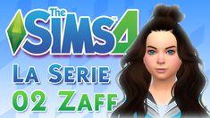 Los Sims 4 / PERROS Y GATOS / LA SERIE / 02 ZAFF / FELIZ AÑO 2018 ♥tesas...