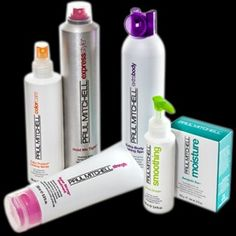 I love ALL Paul Mitchell products!