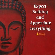 yeah.....but its very very very difficult not to expect in love.......