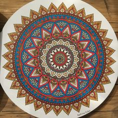 Image result for creative colors mandala
