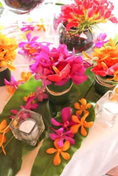 モカラ wedding flower