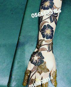 Floral Henna Designs, Finger Henna Designs, Arabic Henna Designs, Mehndi Designs Feet, Back Hand Mehndi Designs, Mehndi Design Pictures, Modern Mehndi Designs, Mehndi Designs For Girls, Wedding Mehndi Designs