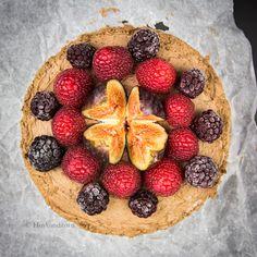 Hovkonditorn: Vegan Mint Chocolate Mousse Cake