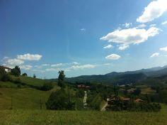 Rilevazione #bandalargaCN a #Fossano . Rilevati n. 65 punti nei giorni 8, 20 e 27 agosto 2013.