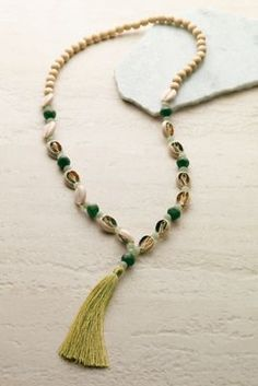 Savannah Necklace from Soft Surroundings