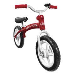 Radio Flyer Glide and Go Balance Bike - Red