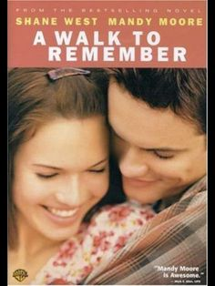 A walk to remember book and movie were great
