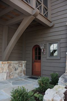 Rustic Exterior Design Ideas, Pictures, Remodel and Decor