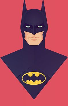 Batman - Andy Mejias