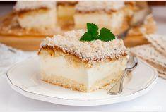 Ciasto danio - I Love Bake German Desserts, Vanilla Cake, Tiramisu, Cheesecake, Deserts, Sweets, Cookies, Baking, My Love