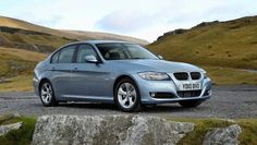 BMW E90 320d efficientdynamics