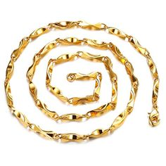 Virgin Shine 18K Gold Plated Wide Water Wave Necklace VIRGIN SHINE http://www.amazon.com/dp/B00OHSN0TY/ref=cm_sw_r_pi_dp_gWtpub0GMNF8E