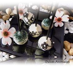 Dulces Animados: Cake Pops para San Valentín... O para cualquier oc...