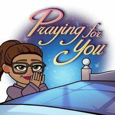 Praying for you.