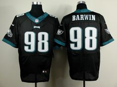 Cheap Wholesale Mens Philadelphia Eagles #98 Connor Barwin New Collar Black Elite Jersey Size 40-56 Stock.Contact US to purchase or leave your email here.Thanks