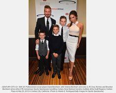 A Beckham in Burberry http://shar.es/hqPoe