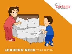 Children are capable of leading and taking decisions right from their young years. Test the real life skills of your child and know more about his leadership skills at the 1st International Life Skills Olympiad! Enroll now for incredible new opportunities ---> https://goo.gl/zgJZgJ