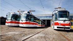 Brněnský dopravní podnik spouští wifi připojení ve vozidlech Wi Fi, Transportation, Public, Train, Toys, Vehicles, Trains, Activity Toys, Clearance Toys