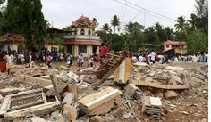 Death toll in Kerala temple tragedy mounts to 112