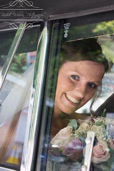 Rachel Wilson Photography, Wedding Photography, Bride, Smile