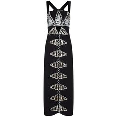 Temperley London Empire Evening Dress (70.495 CZK) ❤ liked on Polyvore featuring dresses, formal, multicolor, empire cocktail dresses, special occasion dresses, cocktail dresses, formal cocktail dresses and holiday cocktail dresses