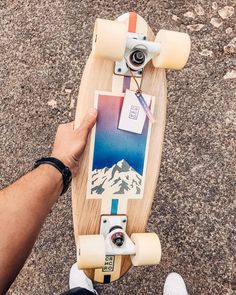 The widest variety of new skateboard dress in share now. Penny Skateboard, Painted Skateboard, Skateboard Deck Art, Skateboard Design, Electric Skateboard, Skateboard Girl, Surfboard Art, Custom Skateboard Decks, Custom Skateboards
