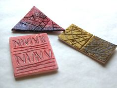 Approachable Art by Judi Hurwitt: How- To: Making Your Own Stamps!