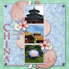 China layouts (General) - Page 2 - MouseScrappers.com
