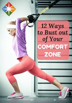 Bust out of your exercise comfort zone in these 12 new ways--could one of them work out for you?