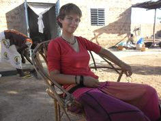 A la maison, Nouna, Burkina 2012