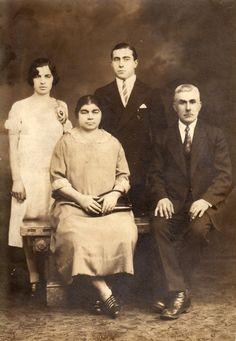 Lost or Found: Possible family surnames include: Vacca, Amedio, Pontarelli, Iannotta, Di Paolo, Giannini, Centracchio ?