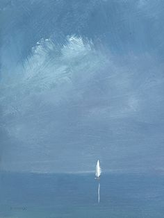 "Anne Packard - ""Summer Sail"""