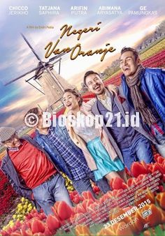 Watch Streaming Negeri Van Oranje (2015) Online