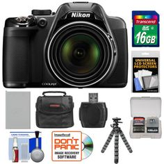 Best Nikon Coolpix P530 42x Zoom Digital Cameras deals for Cyber Monday 2015