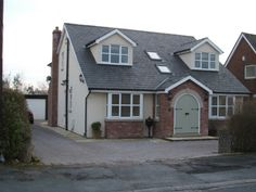 Conversion of 2 bedroom detached bungalow