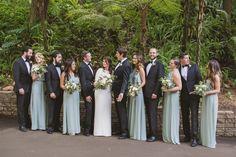 Silver Sage Bridesmaid Dresses | Show Me Your Mumu