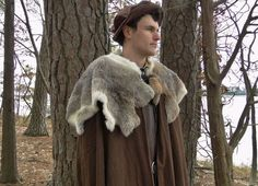barbarian fur cloak - Google Search
