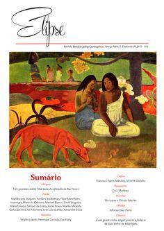 Revista Elipse, galego-portuguesa
