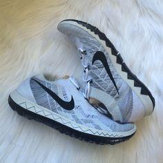 7c954ce419905 Nike Free 3.0 Flyknit Sneakers Woman s Nike free 3.0 Flyknit sneakers  White