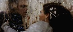 I owe everything to David Bowie and 'Labyrinth'