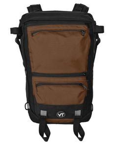VenTerra Mens Adventure 30 Waterproof Backpack Coffee Medium *** For more information, visit image link.