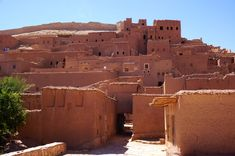 Aït Benhaddou has been a UNESCO World Heritage Site since 1987. It was used as a film site for Gladiator and Season 3 of Game of Thrones