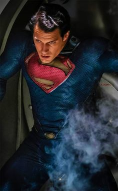 Henry Cavill - Man of Steel