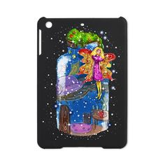 iPad Mini Case www.teeliesfairygarden.com This durable, yet lightweight, simple and modern product fits the Apple® iPad® mini - it's the perfect combination of function and fashion. #fairyipadcase