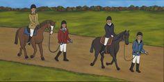 """Maria Fatiò Parès """"Horse Riding"""".  Mostra """"So Far So Close"""", La Casa delle culture del mondo, Milano, 4-21 luglio 2013. http://www.provincia.milano.it/cultura/progetti/la_casa_delle_culture_del_mondo_milano/Iniziative_2013_luglio.html#SoFarSoClose"""