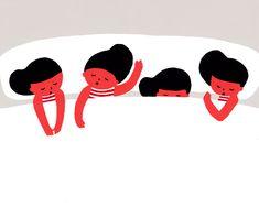 Sato Kanae Illustrator それぞれの夢(2011.11/410*348mm)
