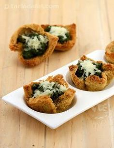 Spinach Tartlets (diabetic Snack) - Yahoo Lifestyle India